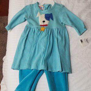 NWT Baby's Clothing Set